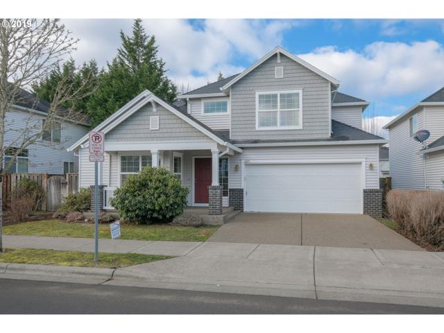 4127 NW Scottsdale Dr, Beaverton, OR 97006 (MLS #19694596) :: Hatch Homes Group