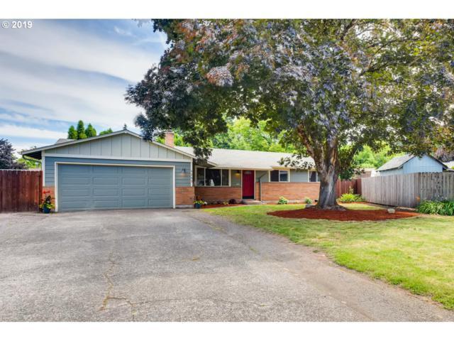6205 NE 57TH Cir, Vancouver, WA 98661 (MLS #19696042) :: The Sadle Home Selling Team