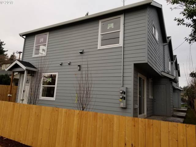 13011 SE Division St #1, Portland, OR 97236 (MLS #19696419) :: Townsend Jarvis Group Real Estate