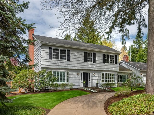 7085 SW Canyon Dr, Portland, OR 97225 (MLS #19696566) :: Next Home Realty Connection