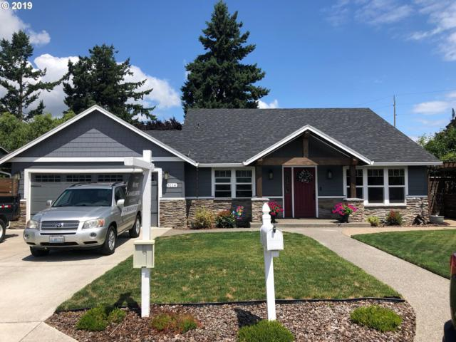 3114 NW Lakeridge Dr, Vancouver, WA 98685 (MLS #19696801) :: Townsend Jarvis Group Real Estate
