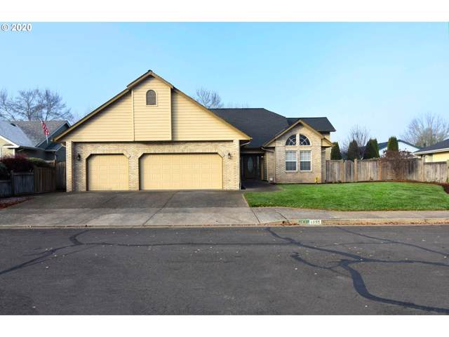 1095 W 17TH Ave, Junction City, OR 97448 (MLS #19697262) :: Brantley Christianson Real Estate
