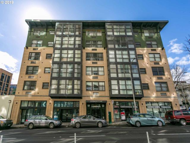 1134 SW Jefferson St #403, Portland, OR 97201 (MLS #19699277) :: The Sadle Home Selling Team