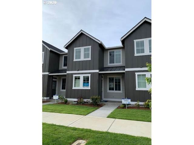6481 SE Genrosa St, Hillsboro, OR 97123 (MLS #20000157) :: Gustavo Group