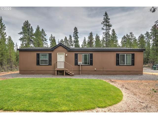 53730 Pradera Pl, La Pine, OR 97739 (MLS #20000185) :: Fox Real Estate Group
