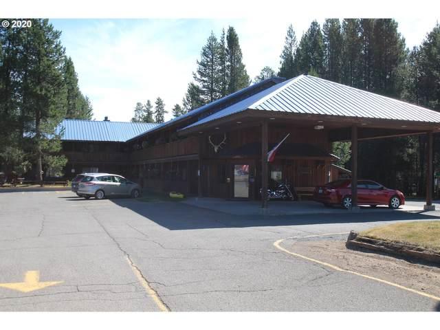 19821 Hwy 58 511, Crescent Lake, OR 97733 (MLS #20000275) :: Holdhusen Real Estate Group