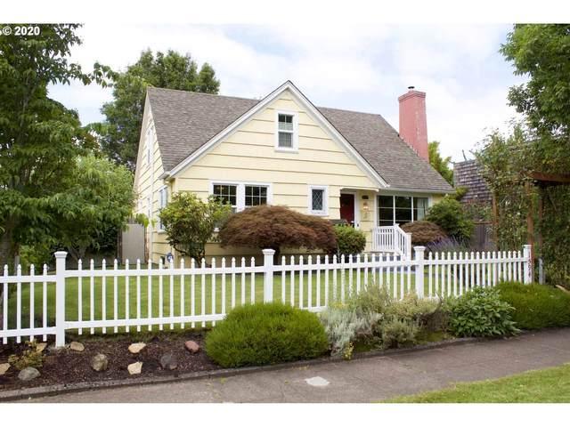 1594 Charnelton St, Eugene, OR 97401 (MLS #20000569) :: Change Realty