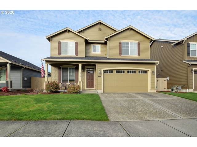 6916 NE 104TH Way, Vancouver, WA 98686 (MLS #20000823) :: Townsend Jarvis Group Real Estate