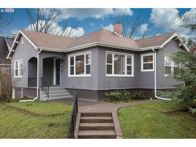906 NE Siskiyou St, Portland, OR 97212 (MLS #20000947) :: Cano Real Estate