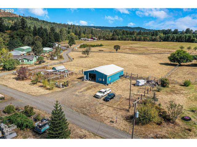 26107 A (Next To) St Lot 1, Sweet Home, OR 97386 (MLS #20001645) :: The Liu Group