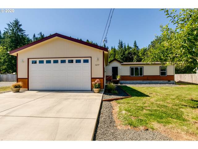 1637 Cedar St, Sweet Home, OR 97386 (MLS #20001691) :: Beach Loop Realty