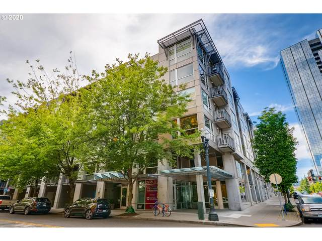 1125 NW 9TH Ave #220, Portland, OR 97209 (MLS #20002343) :: Townsend Jarvis Group Real Estate