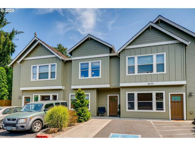 4413 NE Killingsworth St #110, Portland, OR 97218 (MLS #20002495) :: Holdhusen Real Estate Group