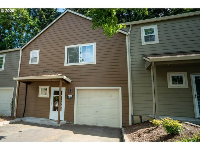 7155 SW Sagert St #104, Tualatin, OR 97062 (MLS #20003341) :: Piece of PDX Team