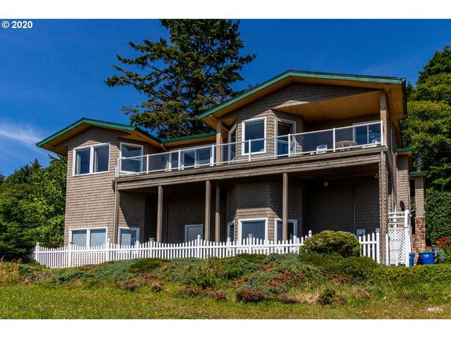 125 NE Allen St, Depoe Bay, OR 97341 (MLS #20003571) :: Premiere Property Group LLC