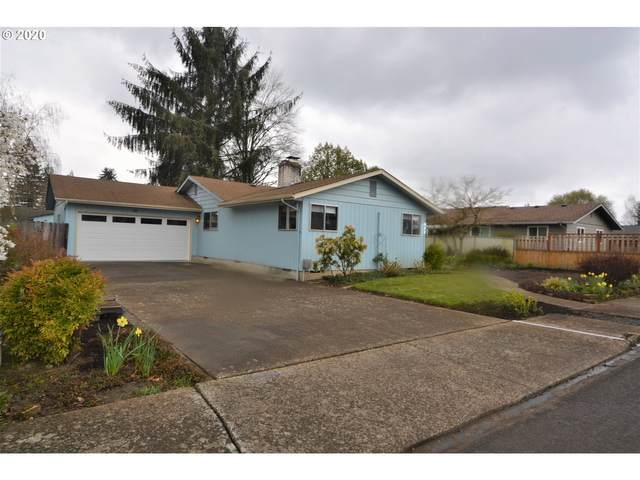 422 NW 20TH St, Mcminnville, OR 97128 (MLS #20004121) :: Song Real Estate