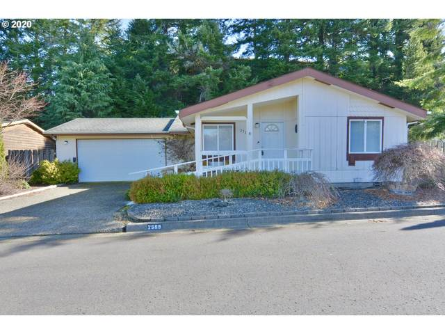 2509 Creekside Ln, North Bend, OR 97459 (MLS #20004157) :: Fox Real Estate Group