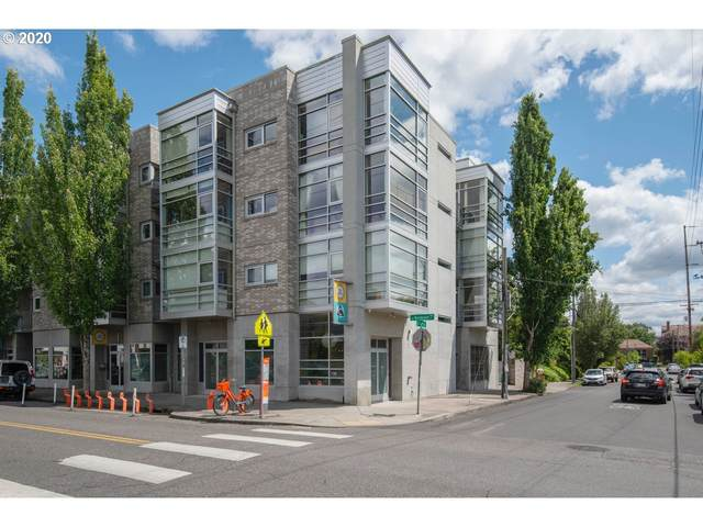 910 SE 42ND Ave #280, Portland, OR 97215 (MLS #20004370) :: The Liu Group