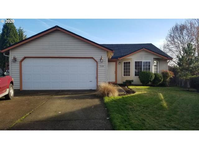 709 NW 21ST St, Battle Ground, WA 98604 (MLS #20004622) :: Gustavo Group