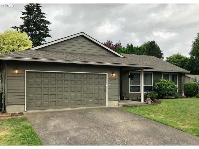 21808 SW Blackfoot Dr, Tualatin, OR 97062 (MLS #20004644) :: Fox Real Estate Group