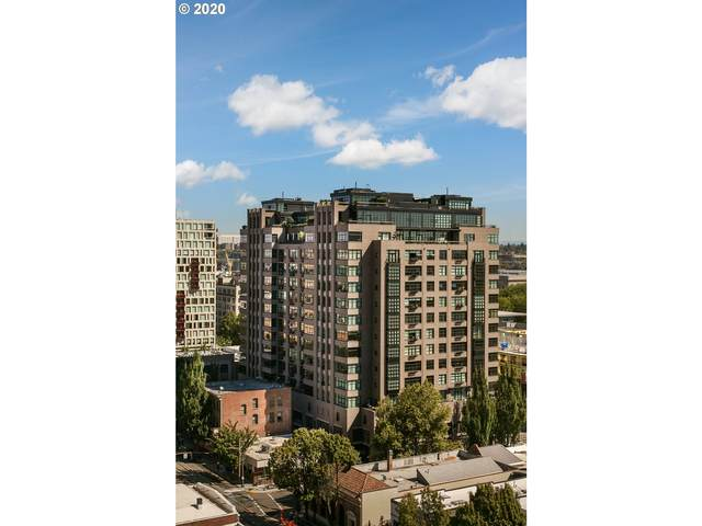 333 NW 9TH Ave #709, Portland, OR 97209 (MLS #20004839) :: Holdhusen Real Estate Group
