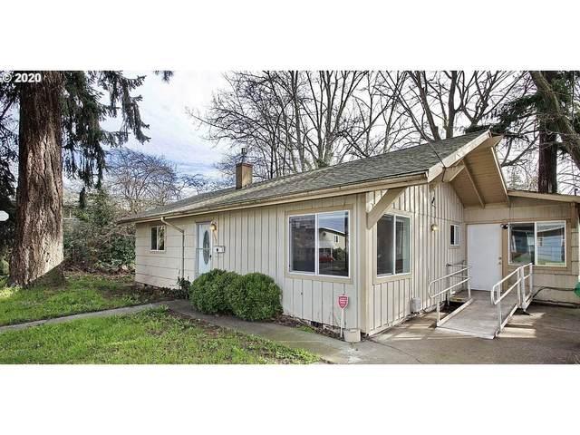 9438 N Gilbert Ave, Portland, OR 97203 (MLS #20004948) :: Fox Real Estate Group