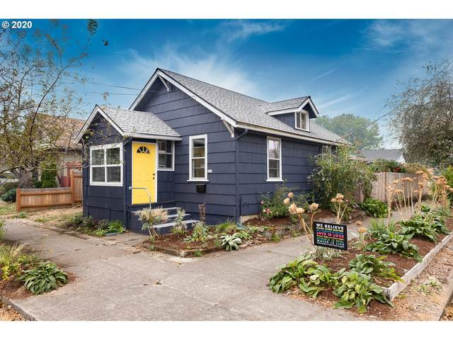 903 N Winchell St, Portland, OR 97217 (MLS #20005503) :: Fox Real Estate Group