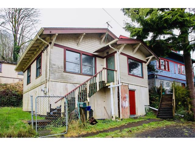 2565 Grand Ave, Astoria, OR 97103 (MLS #20006540) :: Song Real Estate