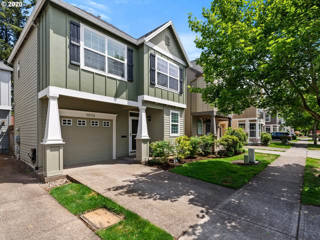 1013 SE Albertine St, Hillsboro, OR 97123 (MLS #20007030) :: Next Home Realty Connection