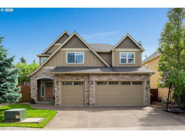 17472 NW Solano Ln, Portland, OR 97229 (MLS #20007362) :: Gustavo Group