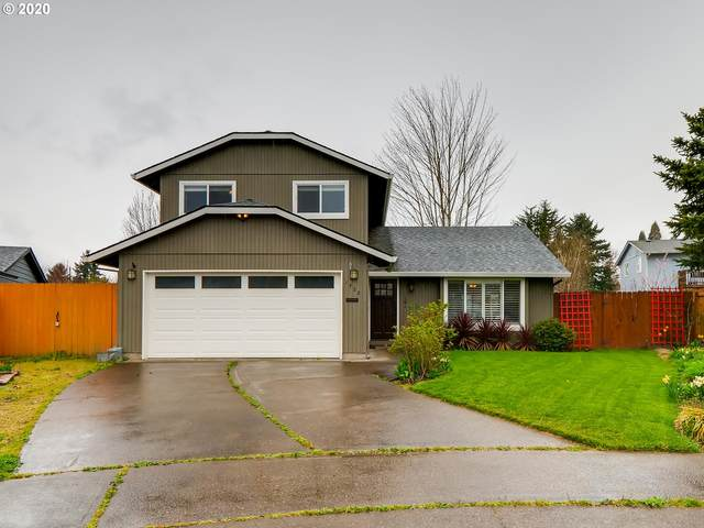 1722 Sequoia Ct, Forest Grove, OR 97116 (MLS #20007521) :: McKillion Real Estate Group