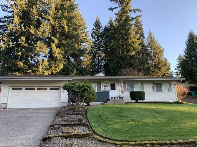 11403 NE Conifer Dr, Vancouver, WA 98662 (MLS #20007570) :: Fox Real Estate Group