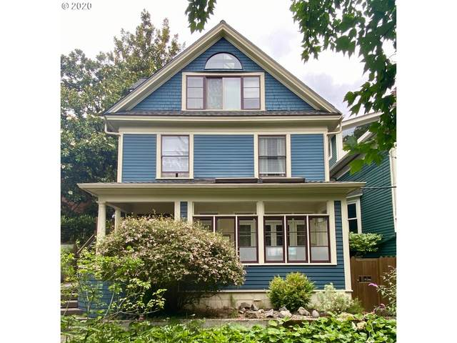 1717 NW Hoyt St, Portland, OR 97209 (MLS #20007696) :: Stellar Realty Northwest