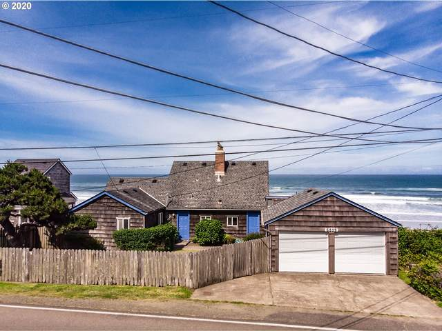 6809 NW Logan Rd, Lincoln City, OR 97367 (MLS #20007780) :: Brantley Christianson Real Estate