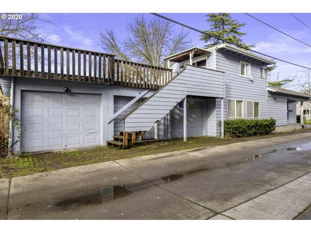 542 E 18TH Ave, Eugene, OR 97401 (MLS #20008259) :: Song Real Estate