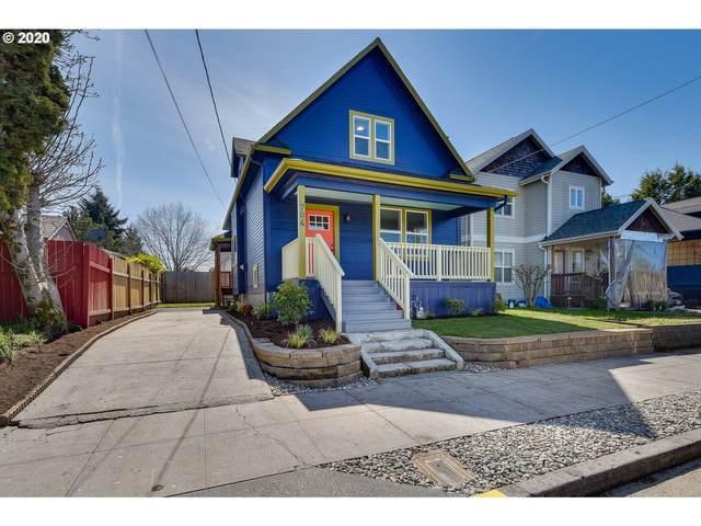 704 NE Killingsworth Ct, Portland, OR 97211 (MLS #20008446) :: Homehelper Consultants