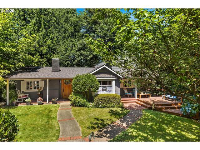 3133 SW Upper Dr, Portland, OR 97201 (MLS #20008473) :: The Liu Group