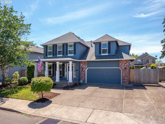 1345 SE 9TH Ave, Canby, OR 97013 (MLS #20008678) :: Fox Real Estate Group