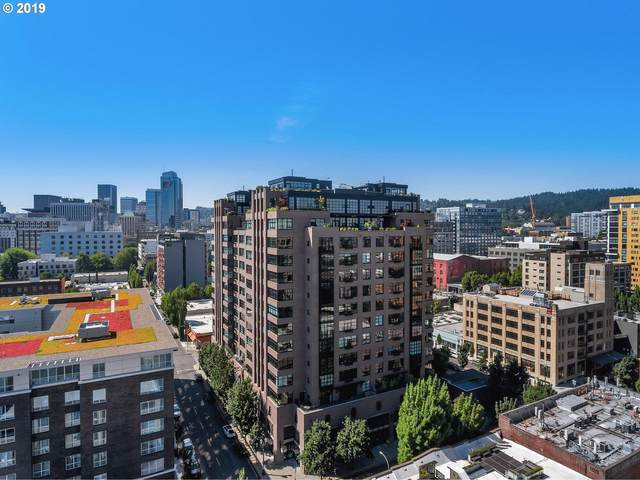 333 NW 9TH Ave #712, Portland, OR 97209 (MLS #20008731) :: The Liu Group