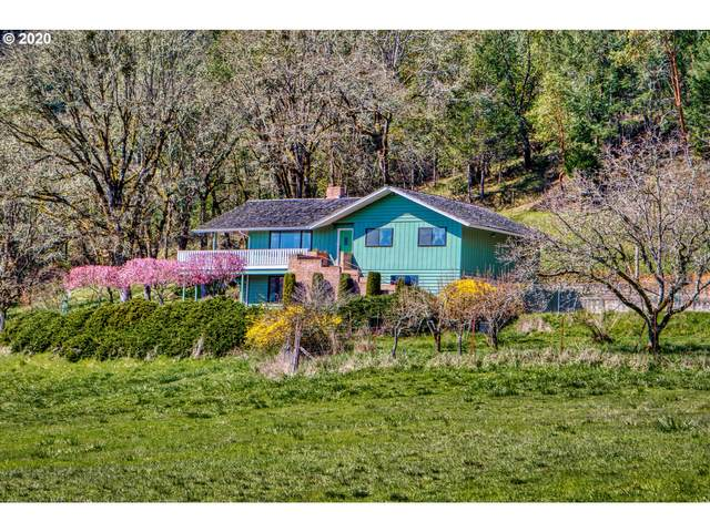 1234 Spring Brook Rd, Myrtle Creek, OR 97457 (MLS #20008977) :: Song Real Estate