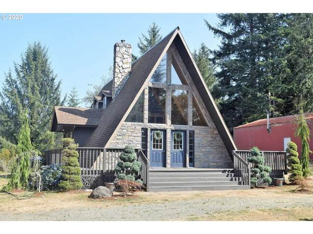 97618 Kadora Ln, North Bend, OR 97459 (MLS #20009043) :: Townsend Jarvis Group Real Estate