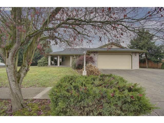 13905 NE 93RD St, Vancouver, WA 98682 (MLS #20009370) :: McKillion Real Estate Group