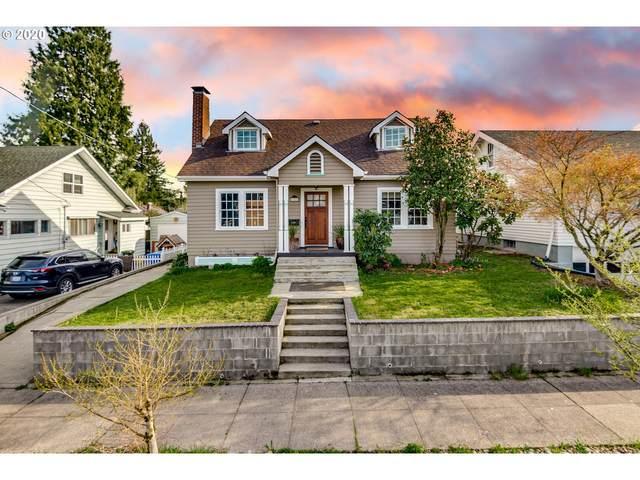1820 SE Reedway St, Portland, OR 97202 (MLS #20009386) :: Homehelper Consultants
