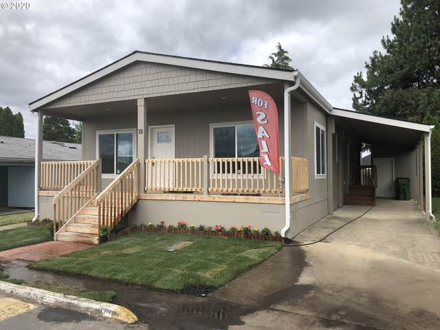 301 E Columbia Dr #18, Newberg, OR 97132 (MLS #20009618) :: Townsend Jarvis Group Real Estate