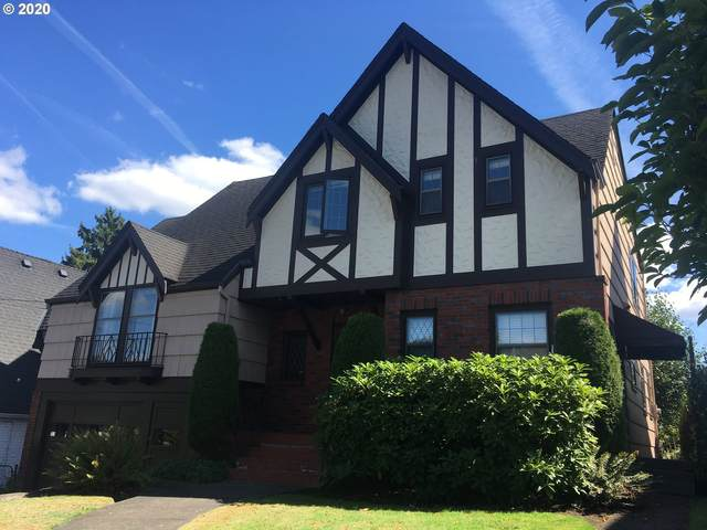 4008 NE Alameda St, Portland, OR 97212 (MLS #20009826) :: Next Home Realty Connection