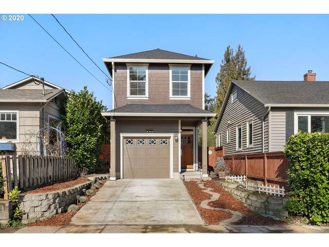 2509 N Halleck St, Portland, OR 97217 (MLS #20010084) :: Cano Real Estate
