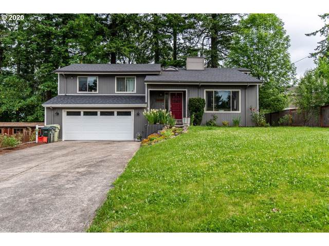 9511 NW Leahy Rd, Portland, OR 97229 (MLS #20010503) :: Homehelper Consultants
