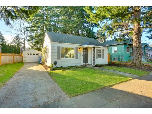 8824 SE Alder St, Portland, OR 97216 (MLS #20010621) :: Premiere Property Group LLC