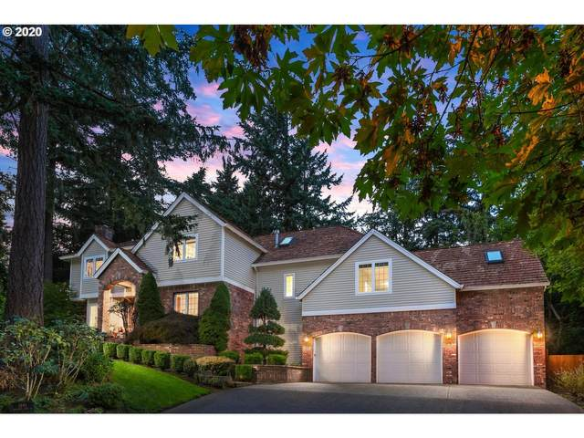 1891 Palisades Lake Ct, Lake Oswego, OR 97034 (MLS #20012429) :: Stellar Realty Northwest