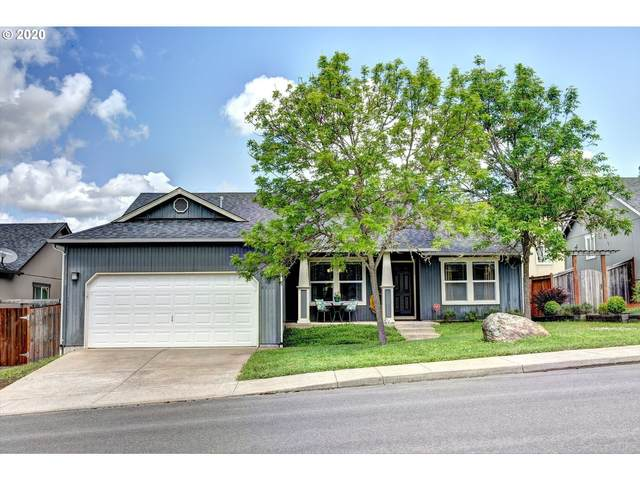 6034 Pebble Ct, Springfield, OR 97478 (MLS #20012593) :: Premiere Property Group LLC